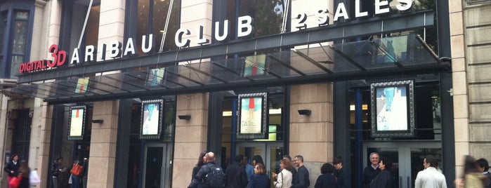 Aribau Club is one of Ofertas en Barcelona.
