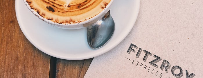 Fitzroy Espresso Bar is one of Cafeterias.