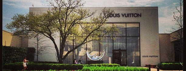 Louis Vuitton is one of Dallas.