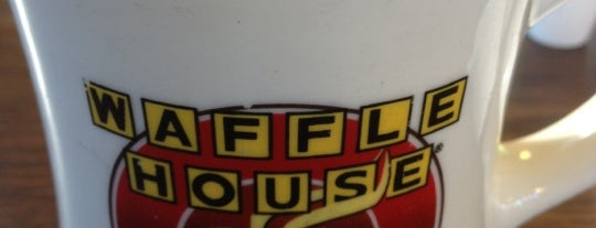 Waffle House is one of Lugares favoritos de Guha.