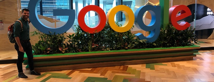 Google Asia Pacific is one of Lieux qui ont plu à Ian.