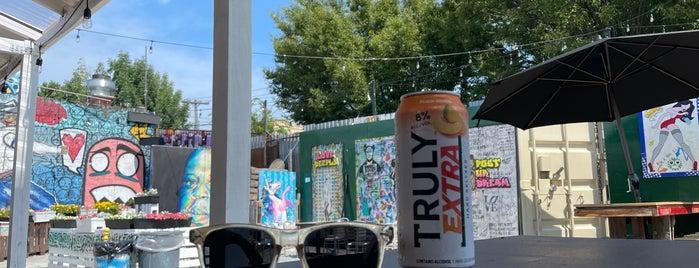 Brooklyn Beer Garden - Bushwick is one of สถานที่ที่ Elke ถูกใจ.