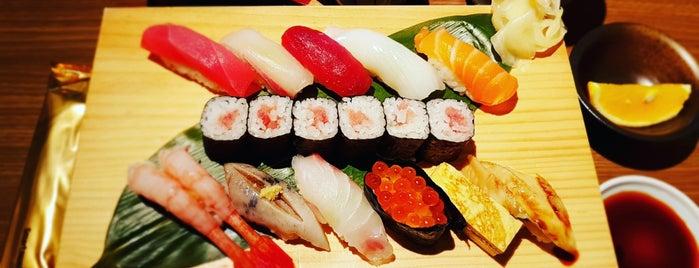 Tsukiji Sushi Takewaka is one of Xingzhou'nun Beğendiği Mekanlar.
