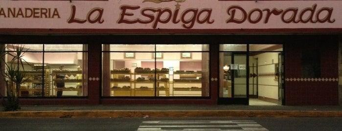 Panaderia La Espiga is one of Posti che sono piaciuti a Alejandro.