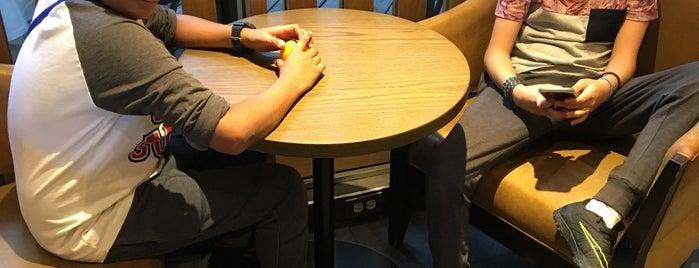 Starbucks is one of Posti che sono piaciuti a Adolfo.