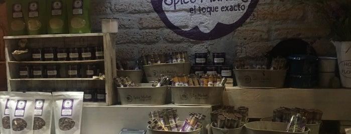 spice market is one of Posti che sono piaciuti a Adolfo.