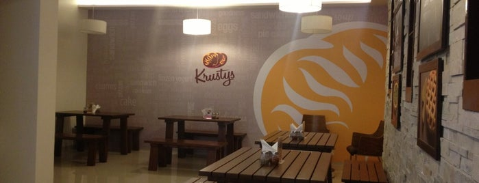 Krusty's is one of The Next Big Thing.