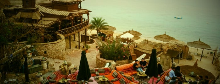 Farsha Mountain Lounge is one of Sharm.