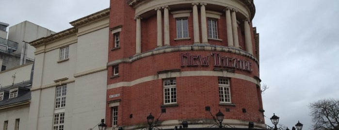 New Theatre is one of Local's Guide to Cardiff.
