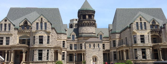 Ohio State Reformatory is one of Michael's Liked Places.