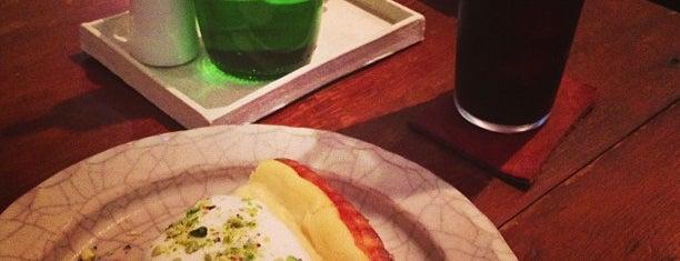 aoiku_cafe is one of East Nagoya.