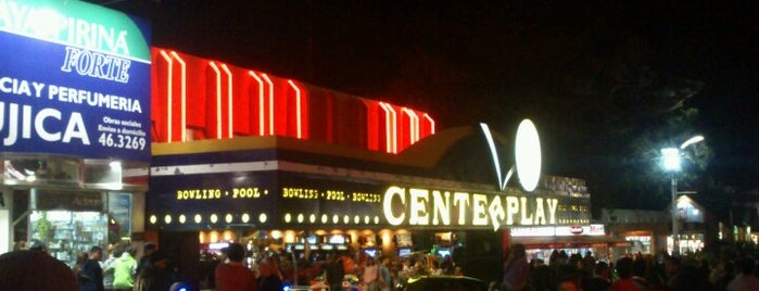 Centerplay is one of Tempat yang Disukai Alejandro.