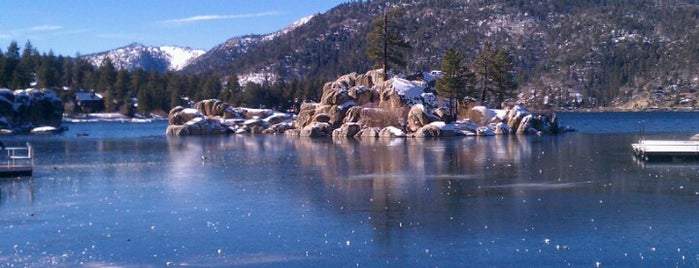 Big Bear Lake is one of Posti che sono piaciuti a Jen.