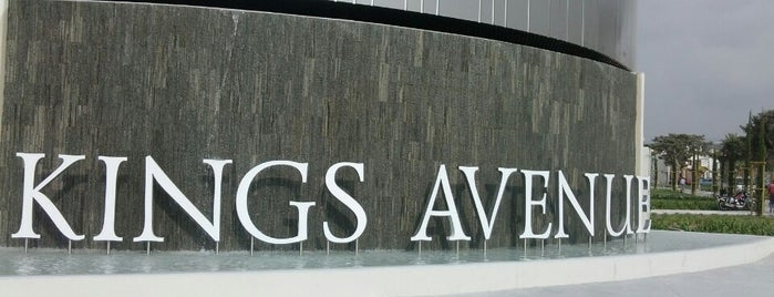 Kings Avenue Mall is one of cyp.
