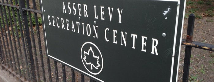 Asser Levy Recreation Center is one of NYC Rec Centers.