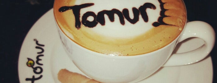 Tomur Cafe is one of Altınordu.