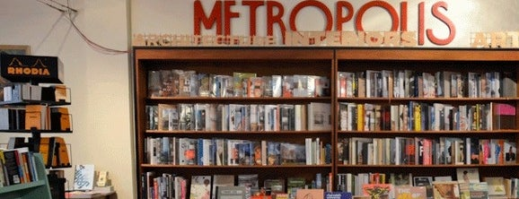 Metropolis is one of Melbourne 3000.