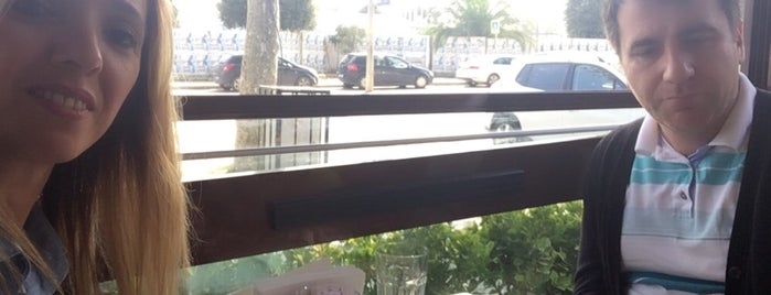 Dilek Pasta & Cafe is one of Locais salvos de İsmail Vedat.