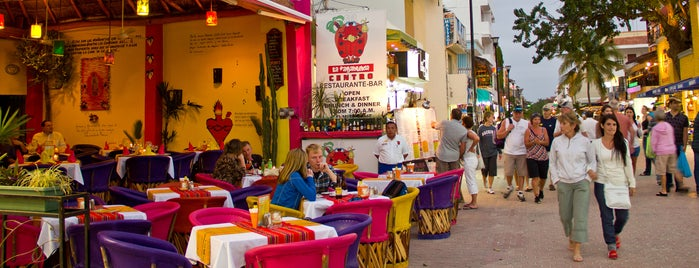 La Vagabunda® Centro is one of playa carmen.
