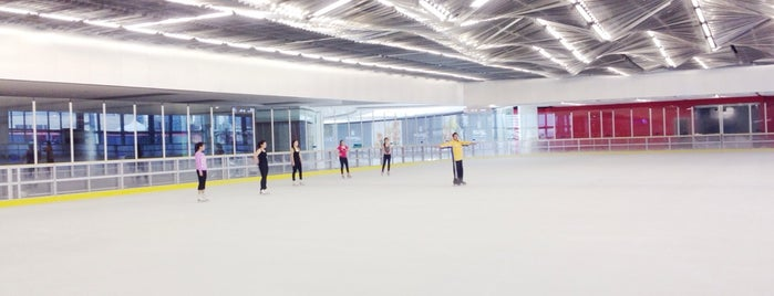 SM Skating Rink is one of Ronan : понравившиеся места.