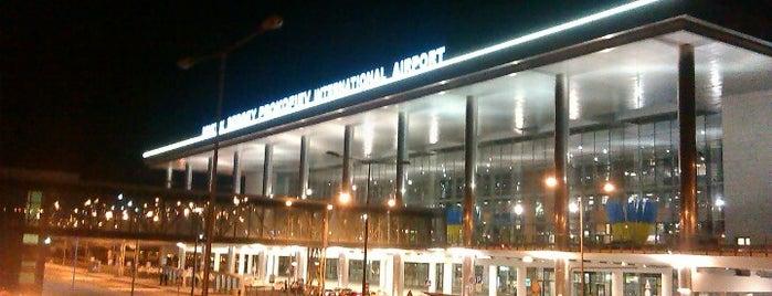 Міжнародний аеропорт «Донецьк» ім. С. Прокоф'єва / Donetsk Sergey Prokofiev International Airport (DOK) is one of Airports 2.0.