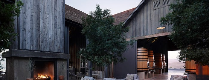 Ram's Gate Winery is one of Carneros Wineries.