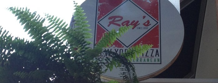 Ray's New York Pizza is one of Lieux sauvegardés par Chris.