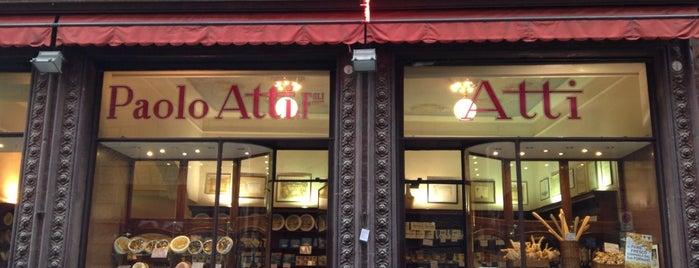 Atti Paolo & Figli is one of Bologna.