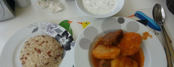 lokkma ev yemekleri is one of Orte, die Yunus gefallen.