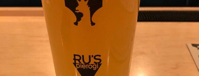 Ru's Pierogi is one of Food of WNY.