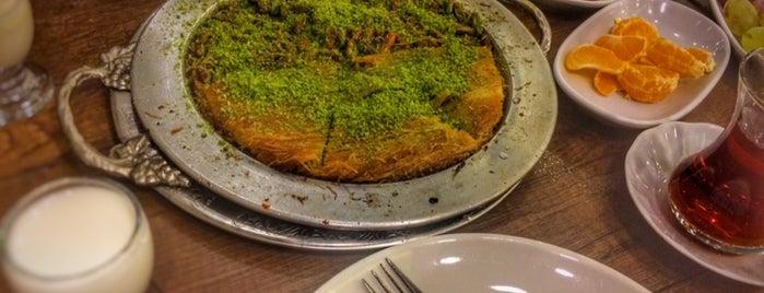 Ehdişam Künefe is one of Tatlı ve Börek.