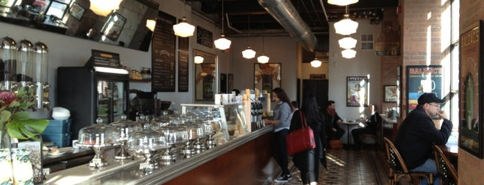 Balzac's Coffee is one of Best Coffices in Toronto.