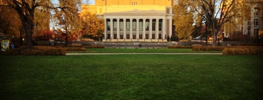 University of Minnesota - Twin Cities is one of The Great Twin Cities To-Do List.