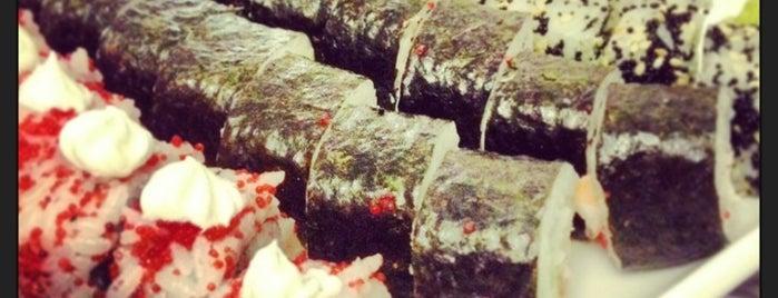 Мафія / Mafia is one of Sushi. Kyiv. Японская кухня.