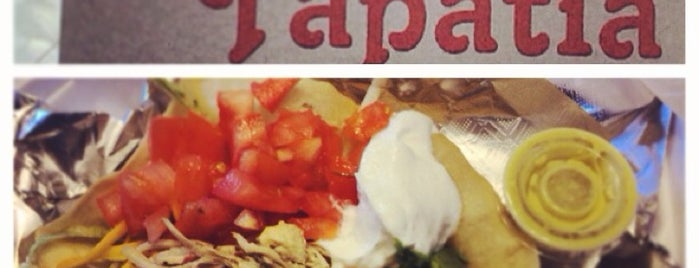 Taco Aranda is one of สถานที่ที่ Aaron ถูกใจ.