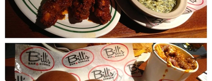 Bill's Bar & Burger is one of Posti che sono piaciuti a tangee.