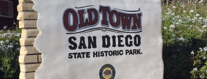 Old Town San Diego State Historic Park is one of West Coast 2015.