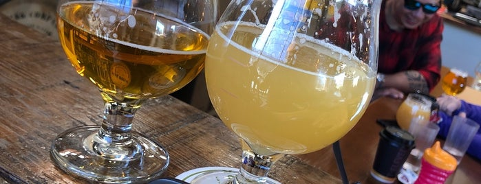 Fieldwork Brewing Company is one of Craft Breweries.