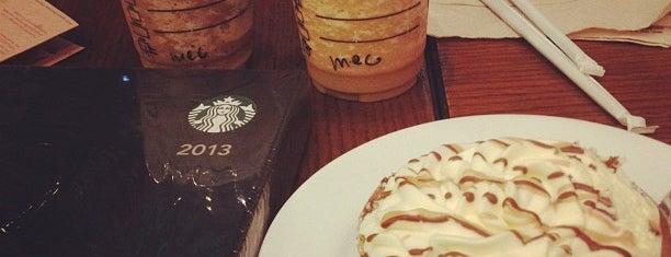 Starbucks is one of Angelika : понравившиеся места.