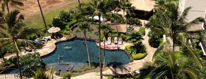 Ko Olina Beach Villas Resort is one of The vest hotel.