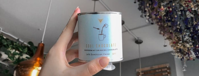 Soul Chocolate is one of Lieux sauvegardés par Anil.
