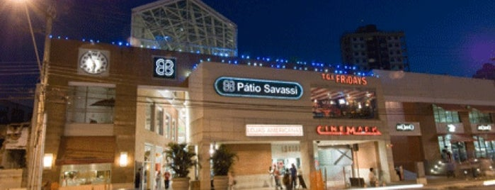 Pátio Savassi is one of Lugares favoritos de Dade.