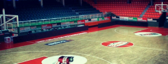 Banvit Kara Ali Acar Spor Salonu is one of Bandirma Top 10.