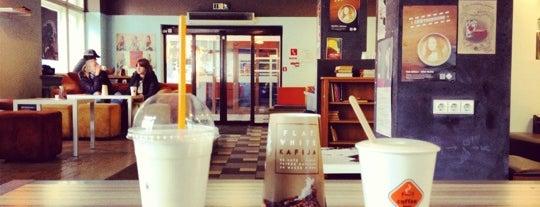 Caffeine is one of Hasan: сохраненные места.