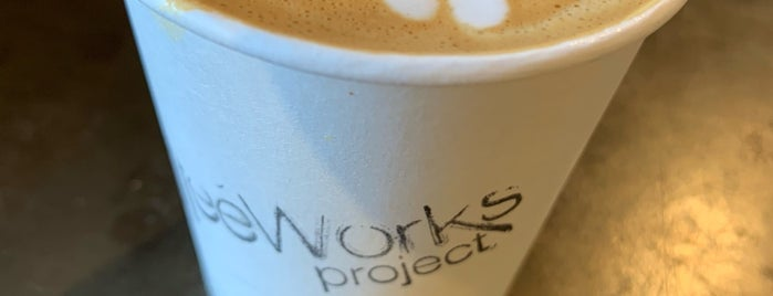 The Coffeeworks Project is one of London trip.