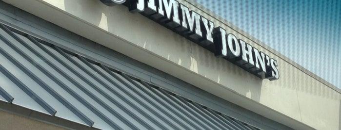 Jimmy John's is one of Dallas restaurants.
