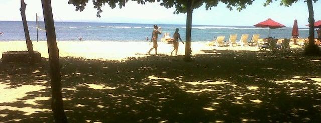 Pantai Sindhu is one of DENPASAR - BALI.