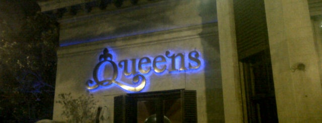 Queen's is one of fungitron.