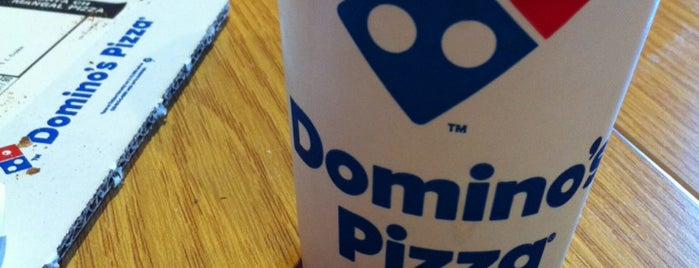 Domino's Pizza is one of Posti che sono piaciuti a H.