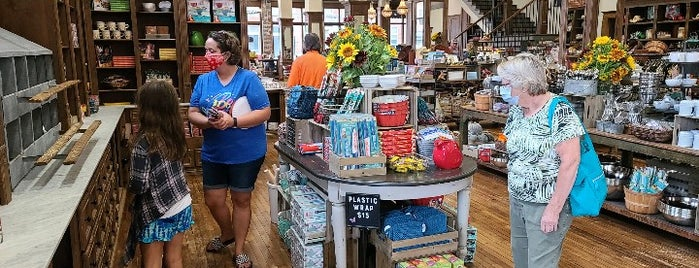 Mercantile is one of CBS Sunday Morning 2.